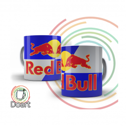 Caneca Red Bull